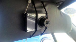 自作ドライブレコーダー